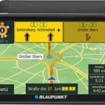 Blaupunkt Navigationssystem TravelPilot 43² CE LMU im Angebot » Kaufland 26.10.2017 - KW 43