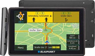 Kaufland 26.10.2017: Blaupunkt TravelPilot 43² CE LMU Navigationssystem im Angebot