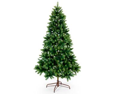 casa deco k nstlicher weihnachtsbaum im angebot aldi s d. Black Bedroom Furniture Sets. Home Design Ideas