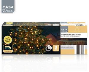 Casa Deco LED-Lichterkette
