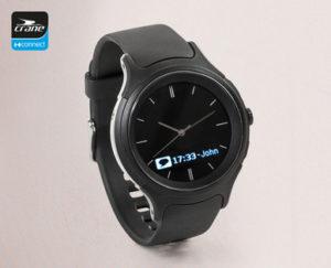 crane connect smart watch im angebot bei hofer kw 6 ab 5. Black Bedroom Furniture Sets. Home Design Ideas