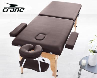 Crane Massageliege bei Aldi Süd ab 12.10.2017 erhältlich