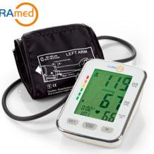 CURAmed Oberarm-Blutdruckmessgerät | Aldi Süd Angebot 30.10.2019 - KW 44