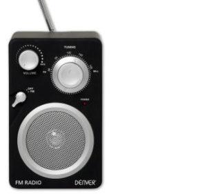 DENVER Mini-Radio TR-43C
