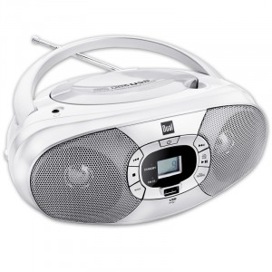Norma: Dual P390 Portable CD-Boombox im Angebot