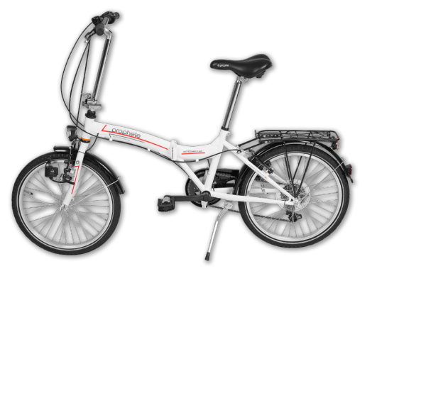 Prophete Faltrad 20-Zoll im Angebot bei Penny Markt