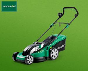 Gardenline Elektro-Rasenmäher bei Hofer erhältlich