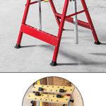 Kraft Werkzeuge Werk-/Spanntisch YH-WB020D im Angebot bei Norma