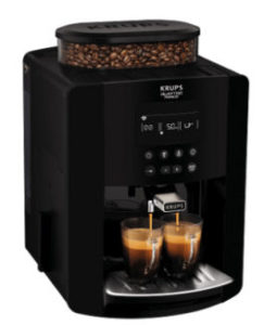 krups arabica automatic espresso bei aldi nord ab. Black Bedroom Furniture Sets. Home Design Ideas