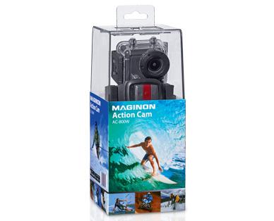 Maginon Action Cam AC-800W im Angebot bei Aldi Süd