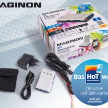 Maginon GPS-Tracker: Hofer Angebot