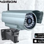 Maginon IPC-20C Vision Outdoor IP-Überwachungskamera im Angebot bei Aldi Süd 12.12.2015