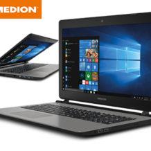 Medion Akoya E6436 Notebook im Aldi Süd Angebot