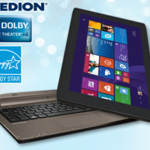 Medion Akoya P2214T MD99480 Multimode-Touch-Notebook: Aldi Süd Angebot