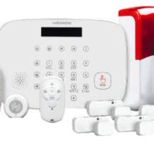 Medion MD90770 Alarmsystem im Aldi Nord Angebot