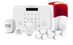 Medion MD90770 Alarmsystem bei Aldi Nord ab 21.10.2017 erhältlich