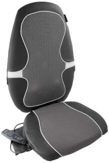 medisana shiatsu massage sitzauflage 99481 im kaufland angebot ab 13 kw 33. Black Bedroom Furniture Sets. Home Design Ideas