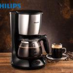 Hofer 16.10.2017: Philips Filterkaffeemaschine im Angebot