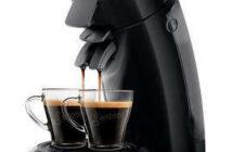 Philips Pad-Kaffeemaschine Volks.Senseo HD 6554