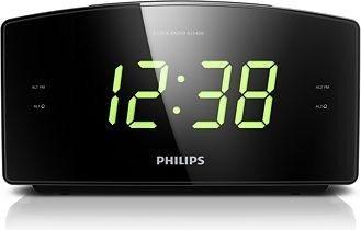 Real: Philips UKW-Uhrenradio AJ3400 im Angebot [KW 10 ab 5.3.2018]