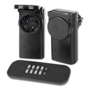 PowerTec Electric Funkschaltset 3-teilig