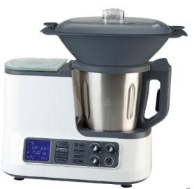 Quigg Küchenmaschine mit WLAN und Koch Funktion Aldi Nord