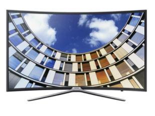 Samsung 49-Zoll Curved-FullHD-LED-TV UE49M6379 Fernseher bei Real ab 30.10.2017 erhältlich