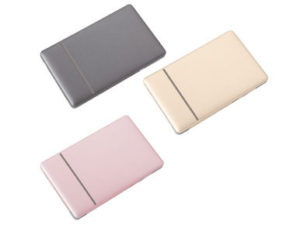 Silvercrest Slimline-Powerbank