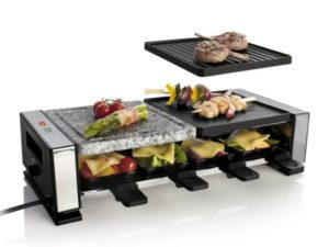Silvercrest SRGS 1400 B2 Raclettegrill im Lidl Angebot ab 12.11.2018