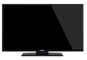 Telefunken 43-Zoll FullHD-LED-TV D43F470X4CWI Fernseher im Real Angebot