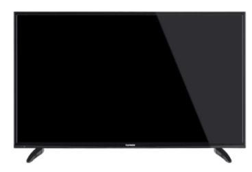 Telefunken 48-Zoll FullHD-LED-TV D48F282N4CW Fernseher