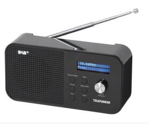 Telefunken Portables DAB UKW-Radio RD1003
