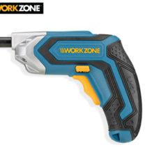 Aldi Süd: Workzone 3,6 V Li-Ion Akkuschrauber im Angebot