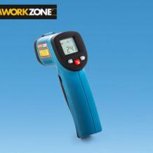 Hofer 31.10.2018: Workzone Infrarot-Thermometer im Angebot