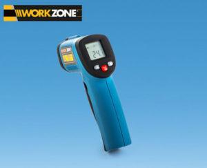 Workzone Infrarot-Thermometer bei Hofer ab 9.10.2017 erhältlich