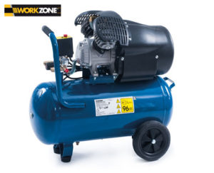 Workzone-Kompressor-50-Liter