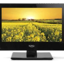 Xoro HTL 1346 13,3-Zoll FullHD-LED-TV Fernseher im Angebot bei Real 23.10.2017 - KW 43