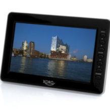 Xoro Portabler 10-Zoll LCD-TV PTL 1010 mit DVB-T2: Real Angebot ab 12.11.2018