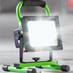 XQ-Lite XQ1280 LED-Akku-Baustrahler im Angebot bei Kaufland