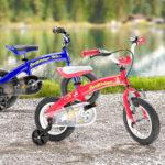 2-in-1-Kinder-Fahrrad 12 Zoll im Angebot bei Kaufland