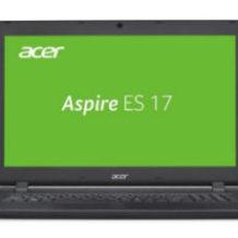Acer Aspire ES 17 ES1-732-C730 Notebook im Real Angebot