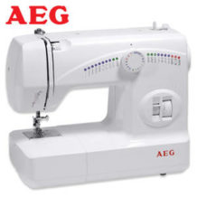 AEG NM 210 Nähmaschine: Real Angebot