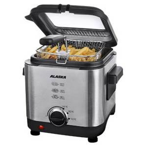 Alaska DF 900 Fritteuse mit 900 Watt im Angebot bei Real