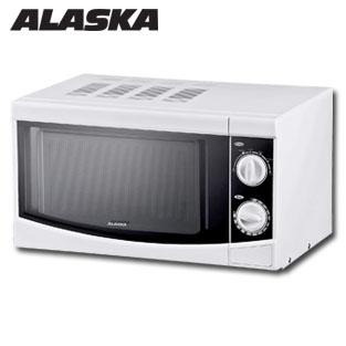 alaska mw 1717 gn mikrowelle mit grill im angebot bei real. Black Bedroom Furniture Sets. Home Design Ideas