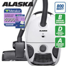 Alaska VC 1500 Bodenstaubsauger: Real Angebot