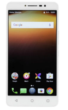 Alcatel 3C Smartphone A3 XL 5026D: Real Angebot ab 7.1.2019 - KW 2
