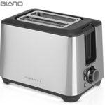 Ambiano Edelstahl-Toaster im Angebot bei Aldi Süd [KW 47 ab 23.11.2017]