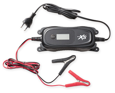 Auto XS Auto-Motorrad-Batterieladegerät