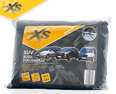 Auto XS Auto-Vollgarage im Aldi Süd Angebot ab 12.11.2018
