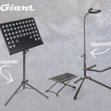 C.Giant Noten- und Instrumentenständer: Hofer Angebot 11.11.2019 - KW 46